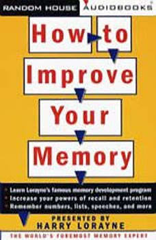 How to Improve Your Memory, Harry Lorayne