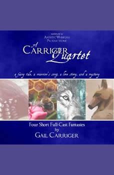 A Carriger Quartet, Gail Carriger