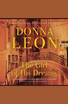 The Girl of His Dreams, Donna Leon