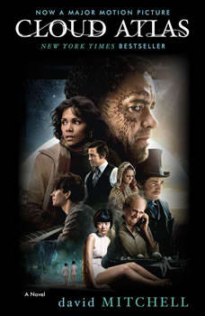 Cloud Atlas, David Mitchell