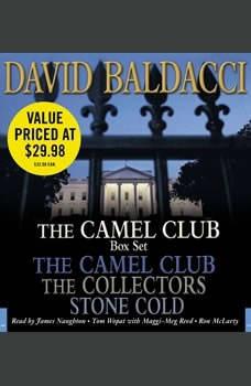The Camel Club Audio Box Set, David Baldacci