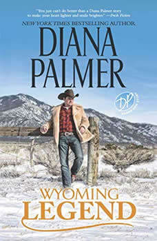 Wyoming Legend, Diana Palmer