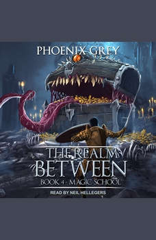 The Realm Between: Magic School, Phoenix Grey
