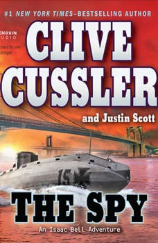 The Spy, Clive Cussler