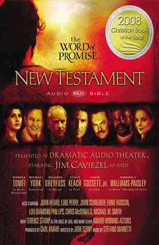 NKJV Word of Promise: Audio Bible New Testament Audio Bible New Testament, Jim Caviezel