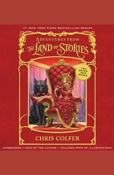 Adventures from the Land of Stories Boxed Set: The Mother Goose Diaries and Queen Red Riding Hood's Guide to Royalty, Chris Colfer