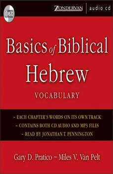 Basics of Biblical Hebrew Vocabulary, Gary D. Pratico