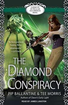 The Diamond Conspiracy, Pip Ballantine