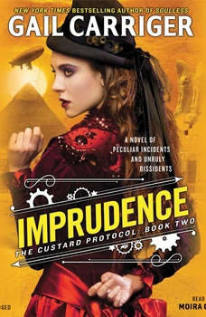 Imprudence, Gail Carriger
