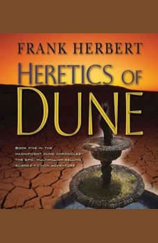 Heretics of Dune, Frank Herbert