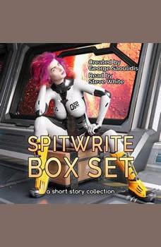 Spitwrite Box Set: Books 2-4, George Saoulidis