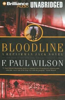 Bloodline: A Repairman Jack Novel, F. Paul Wilson