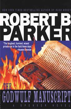 The Godwulf Manuscript, Robert B. Parker