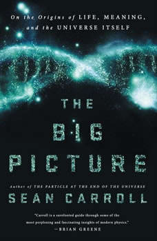 The Big Picture: On the Origins of Life, Meaning, and the Universe Itself, Sean Carroll