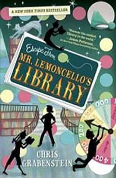Escape from Mr. Lemoncello's Library, Chris Grabenstein