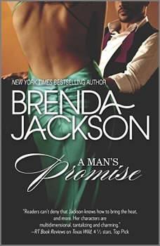 A Man's Promise: The Grangers, #2, Brenda Jackson