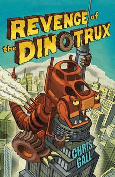 Revenge of the Dinotrux, Chris Gall