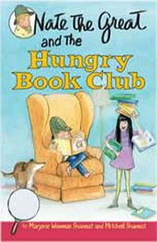 Nate the Great and the Hungry Book Club, Marjorie Weinman Sharmat