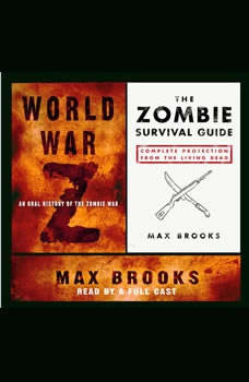 World War Z and The Zombie Survival Guide, Max Brooks