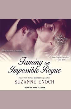Taming an Impossible Rogue, Suzanne Enoch