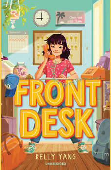 Front Desk, Kelly Yang