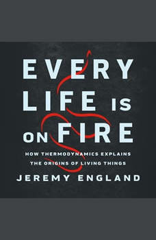 Every Life Is on Fire: How Thermodynamics Explains the Origins of Living Things, Jeremy England