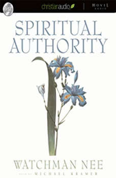 Spiritual Authority, Watchman Nee