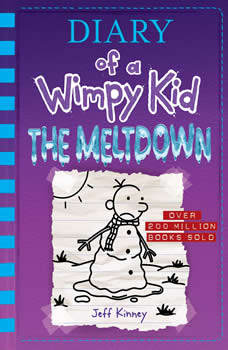 Diary of a Wimpy Kid : The Meltdown, Jeff Kinney