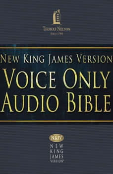 Download NKJV Voice Only Audio Bible Audiobook by Bob Souer