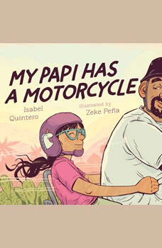 My Papi Has a Motorcycle, Isabel Quintero