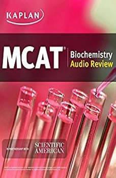 Kaplan MCAT Biochemistry Audio Review, Jeffrey Koetje