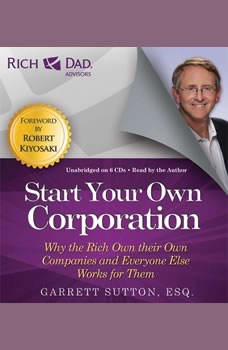 Rich Dad Advisors Start Your Own Corporation