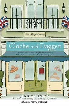 Cloche and Dagger, Jenn McKinlay