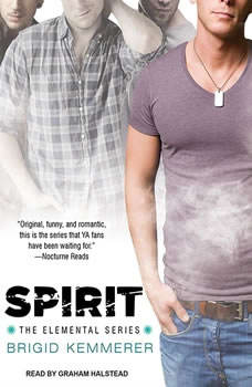 Spirit, Brigid Kemmerer