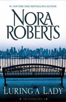 Luring a Lady, Nora Roberts