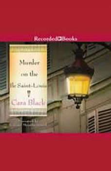Murder on the Ile Saint-Louis, Cara Black
