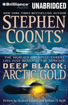 Deep Black: Arctic Gold, Stephen Coonts