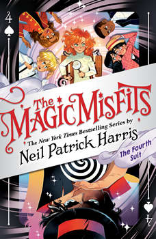 The Magic Misfits: The Fourth Suit, Neil Patrick Harris