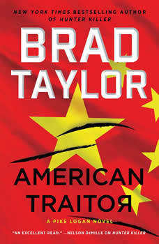 American Traitor: A Pike Logan Novel, Brad Taylor