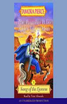 The Woman Who Rides Like A Man: Song of the Lioness #3, Tamora Pierce