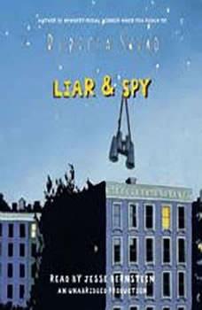 Liar & Spy, Rebecca Stead