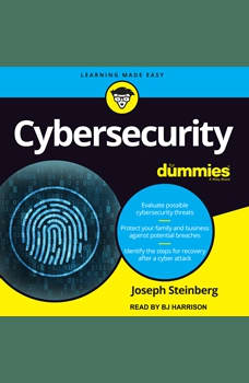 Cybersecurity For Dummies, Joseph Steinberg