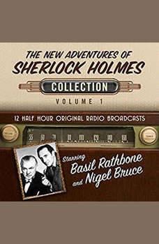 The New Adventures of Sherlock Holmes, Collection 1, Black Eye Entertainment