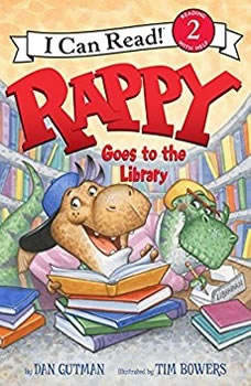 Rappy Goes to the Library, Dan Gutman