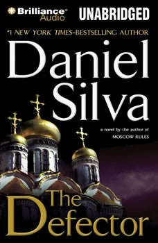 The Defector, Daniel Silva
