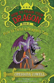 How to Train Your Dragon: How to Twist a Dragon's Tale, Cressida Cowell
