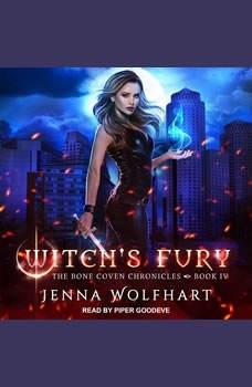 Witch's Fury, Jenna Wolfhart