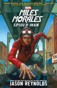 Miles Morales (A Spider-Man Novel), Jason Reynolds