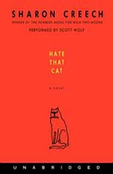 Hate That Cat, Sharon Creech