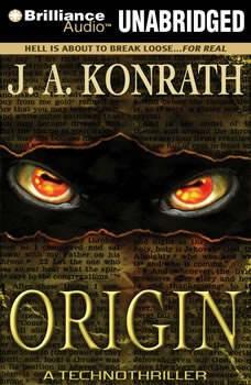 Origin: A Technothriller, J. A. Konrath